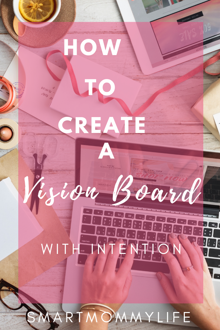 Create a vision board that works. Follow these easy steps and get clarity on the things that you truly desire so you can focus on the right things