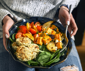 eat healthy food with simple meal planning guide for beginners